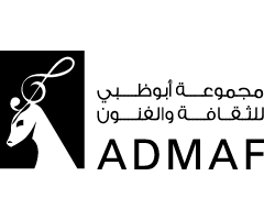 Logo ADMAF - Abu Dhabi Music & Arts Foundation